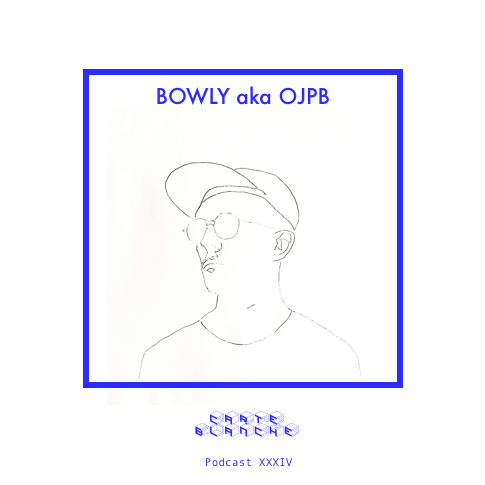 CB-podcast 34 - Bowly